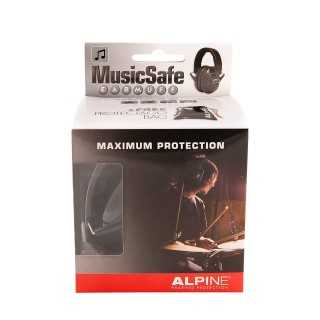 ALPINE MusicSafe Earmuff ωτοασπίδες για drummers 111.82.327