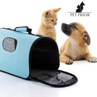 Πτυσσόμενο Κλουβί Μεταφοράς για Κατοικίδια Pet Prior