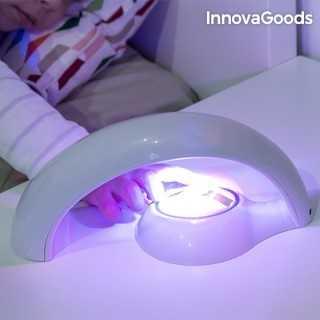 Παιδικός Προβολέας με LED Ουράνιο Τόξο InnovaGoods