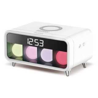Ξυπνητήρι Daewoo DCD-250 LED Λευκό