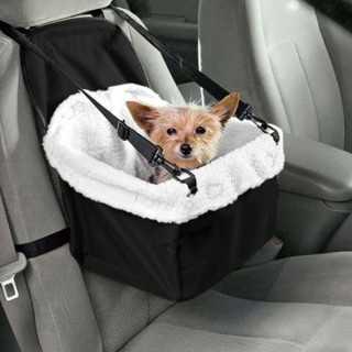Καλάθι Μεταφοράς Αυτοκινήτου για Σκύλους